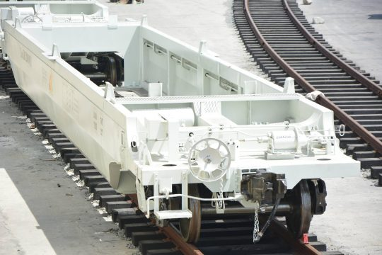 Kenya Railways Receives More Rolling Stock