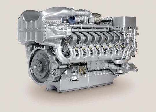 Rolls-Royce Showcases MTU Engine For Transnet's Trans-Africa Locomotive