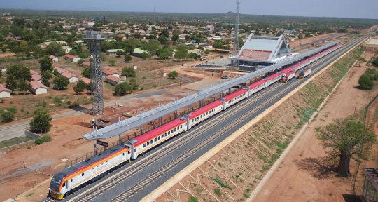 Kenya Railways Postpones Inter-county Train Operations on Madaraka Express