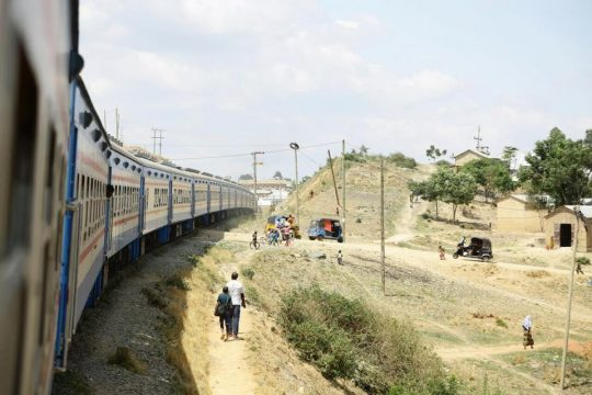Industrial Action Brings TAZARA Passenger Trains To A Halt
