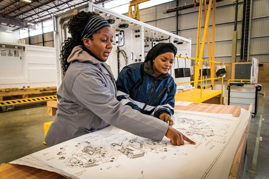 Bombardier Transportation Explores Further Opportunities in Southern Africa