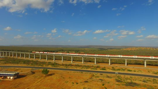 Kenya SGR On Track To Start Operations In June