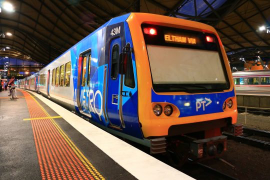 Alstom To Supply Nine Additional X'Trapolis Trains To Victoria, Australia