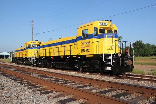 Gabon's SETRAG Cuts Emissions, Boosts Reliability with Railserve DUAL LEAF® Gen-Set Locomotives