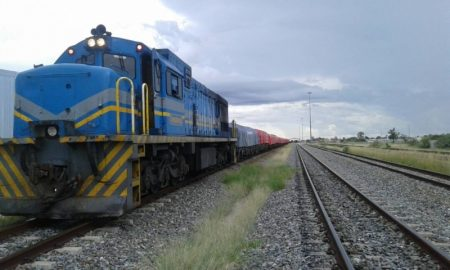 Ohorongo Cement Chooses Rail