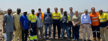Cameroon - Minim Martap Bauxite Project Site Visit Advances PFS