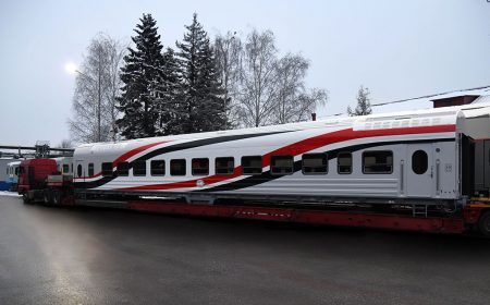 TMH Commence Certification Tests Of ENR Passenger Coaches