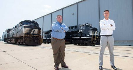 Wabtec Celebrates The 1,000th Modernised Locomotive In The Americas