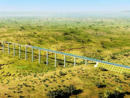 How Kenya's New Standard Gauge Railway Is Impacting Safari Tourism