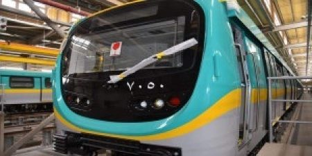 More Trains Arrive In Egypt, Local Content Continues To Be A Focus