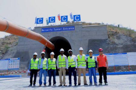 Project Update: Awash-Woldiya/Hara Gebeya And Woldiya/Hara Gebeya-Mekelle Railway Project
