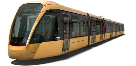 Alstom's Citadis Tram Enters Commercial Service In The City Of Sidi Bel Abbes, Algeria