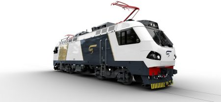 Alstom Presents First Passenger Locomotive For Azerbaijan