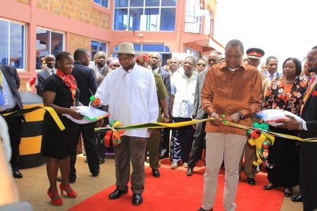 Efficient Border Crossing To Boost Trade Between Kenya And Uganda