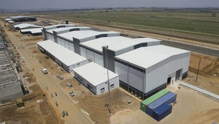 Gibela Moves Their PRASA Project Team To New Train Manufacturing Plant