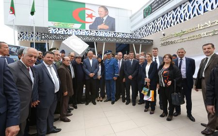 Alstom And SNTF Celebrate The Commercial Entry Into Service Of Coradia Polyvalent For Algeria