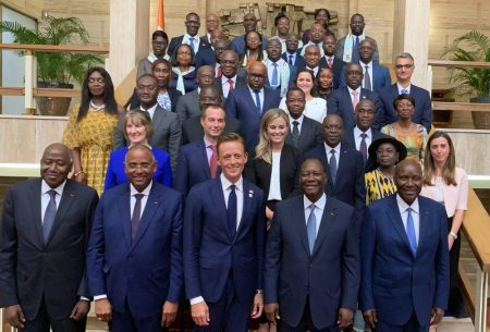Côte d'Ivoire And Millennium Challenge Corporation Launch Five Year Compact