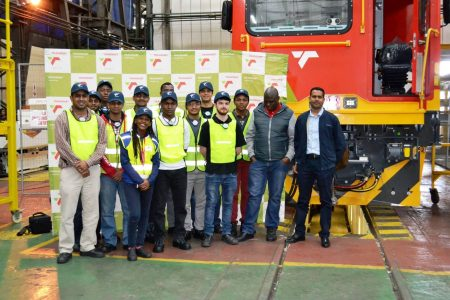 Transnet Engineering Hosts Mechanical Engineering Students From UKZN