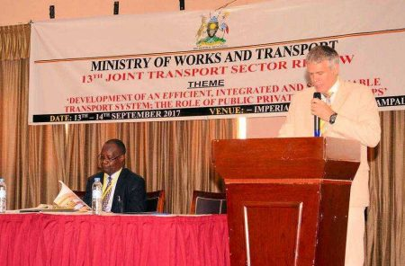The Joint Transport Sector Review Workshop