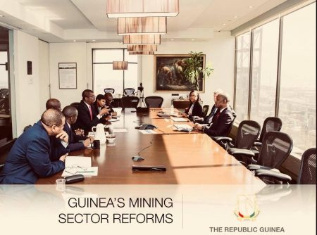 Guinea, One Of The Top Five Countries In The World For Reforms To Attract Foreign Direct Investment