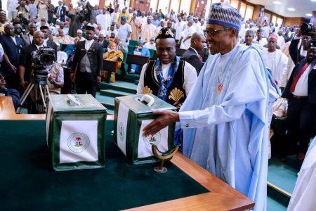 Nigeria 2018 Budget Speech