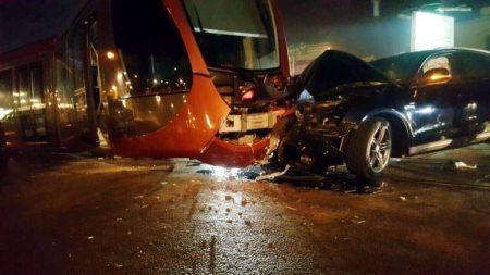 Casablanca Tram Accidents