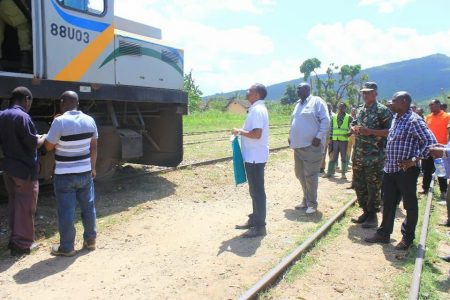 Train Services Between Kilosa And Gulzaar Resume