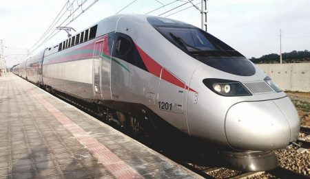 Testing Continues On Morocco's High Speed Line