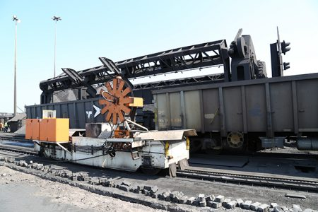 Another Record Railing For Transnet Freight Rail