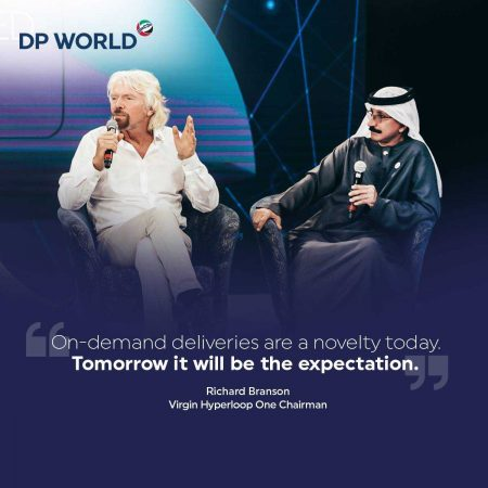 Launch Of DP World Cargospeed