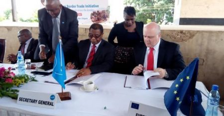 COMESA – EU Signs €15m Cross-Border Trade Programme
