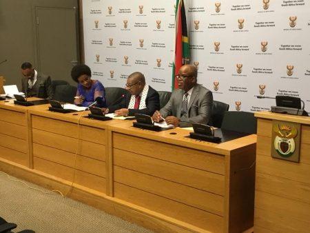 Budget Vote Address By The Minister Of Transport, Dr Blade Nzimande