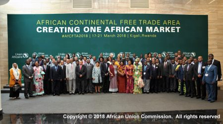 Rwanda Hosts Extraordinary Summit on the AfCFTA