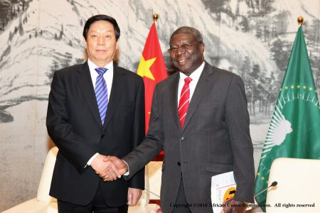 African Union And China Renew Commitment To Advance Multilateral Cooperation