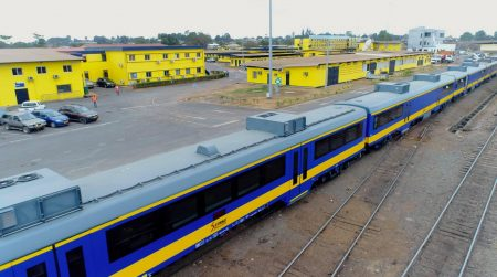 Rolling Stock For SETRAG Inaugurated