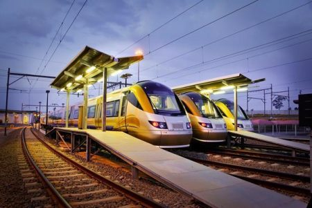 Gautrain Fleet Completes Forty Million Kilometres In Service