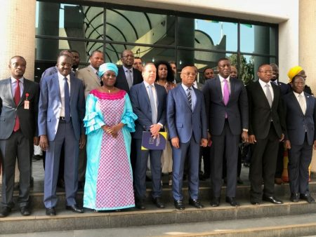 African Development Bank, Economic Community Of West African States Commission (ECOWAS), Sign Agreement For Study On Abidjan-Lagos Corridor Highway