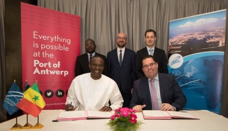Port Of Antwerp Intensifies Cooperation With Coast Of West Africa