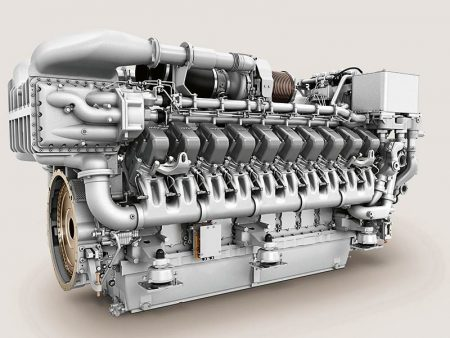 MTU To Power EPA Tier 4 Emission Locomotives