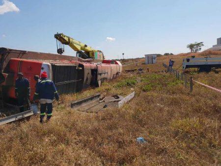 Zambia Railways Freight Train Level Crossing Accident – Kapiri Mposhi