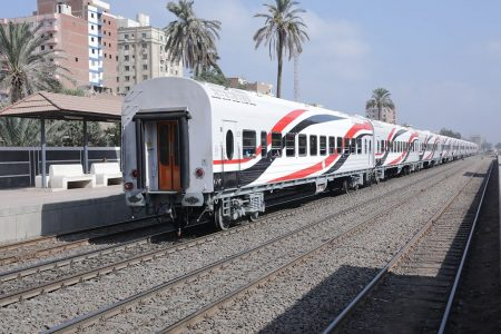 TMH Delivers The 100th Passenger Coach To The Egyptian National Railways