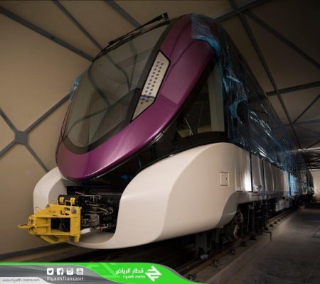 Alstom Delivers The First Metro Trainset To Riyadh, Saudi Arabia