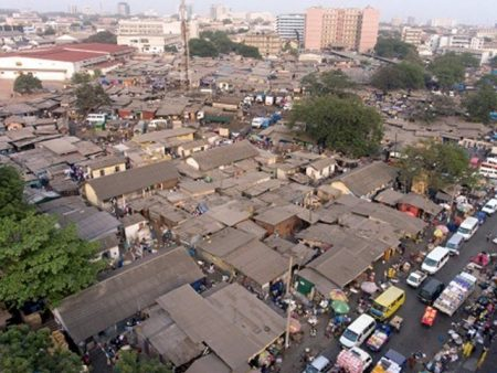Squatters Displaced Following Demolition By Railway Development Authority