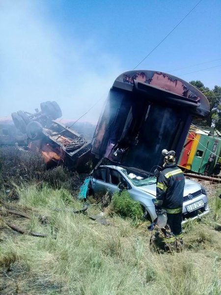 Shosholoza Meyl Train Driver Speaks