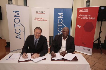 NETFA And ACTOM Sign Cooperation Agreement To Enhance Testing Of Locally Manufactured Electrical Equipment