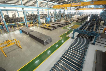 Allied Steelrode: Stretching Steel, Capacity And Competitiveness With Second Stretcher Leveller