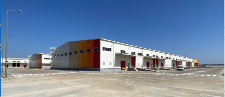 Agility Opens New Logistics Park In Maputo, Mozambique