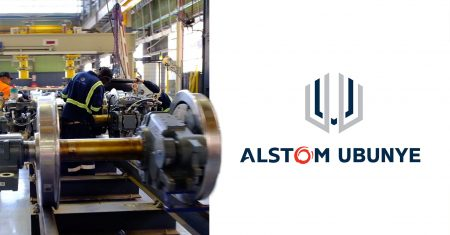 Alstom Ubunye Rail Factory Reaches Significant Local Component Manufacturing Milestones