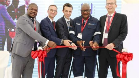 Alstom's Joint-Venture Ubunye Inaugurates Its World Class Rail Factory In South Africa