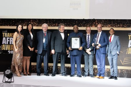 TFR Scoops Two Awards At The 11th Transport Africa Awards